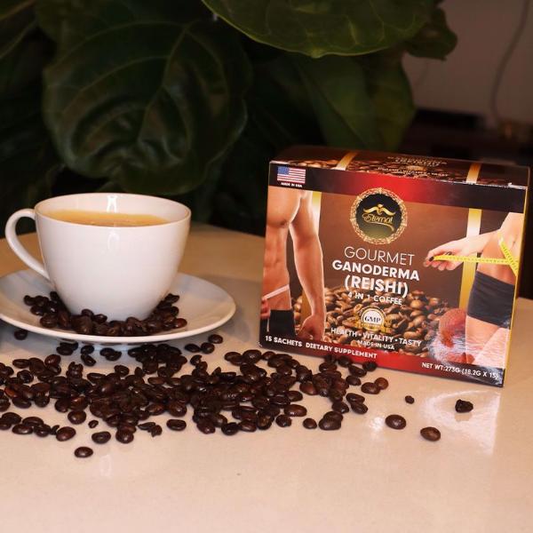 COFFEE REISHI GANODERMA 4 IN 1