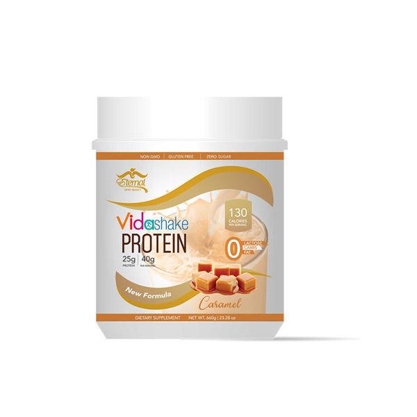 Vida Shake Protein - Caramel 660g